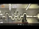 Как делают коленвал для двигателя внутреннего сгорания