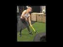 Обаятельная гимнастка - Malin Malle Jansson