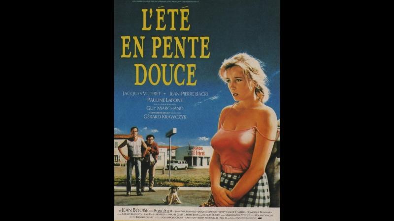 Конец лета \ Lété en pente douce (1987) Франция