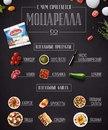 Можно ли усовершенствовать любимые продукты? Да! Просто дополните их нежной моцареллой.