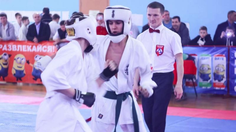 Межрегиональный турнир по Кекусин-кан каратэ памяти князя Александра Невского