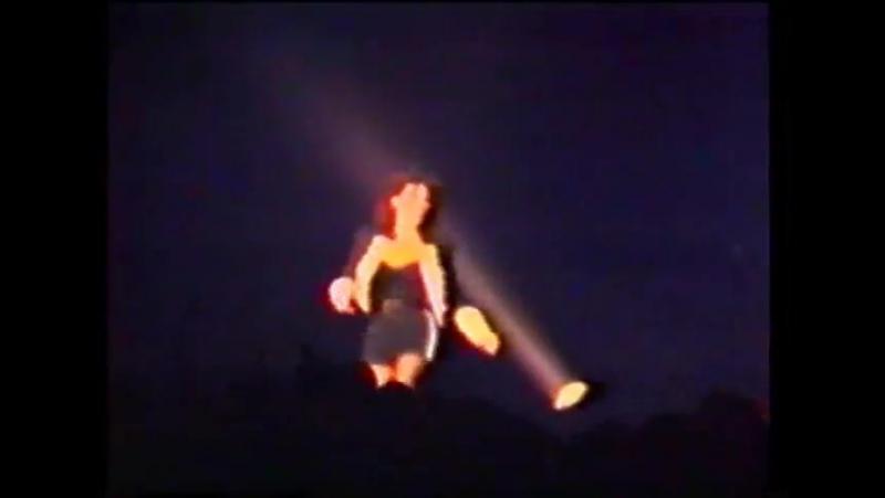 Sandra - Live Concert, Fan Video, Aalen Germany, 1990