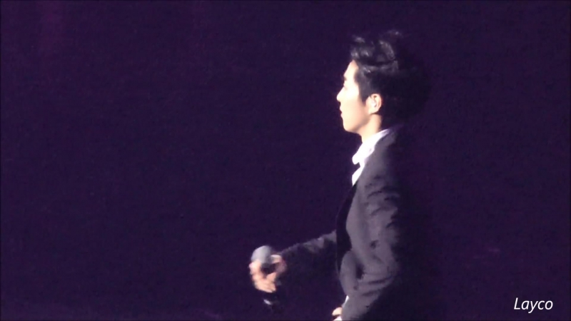 [FANCAM] 150719 The EXO'luXion in Beijing: D-2 @ EXO - Let Out the Beast, Run