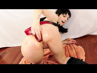 PrincessBerpl - Lara Croft vs. Giаnt Gummiеs (1080p) [Amateur, Teen, Big Tits, Dildo, Solo, Masturbation, Cosplay, Anal]