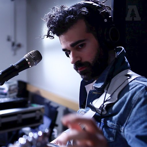 Geographer альбом Geographer on Audiotree Live 2013