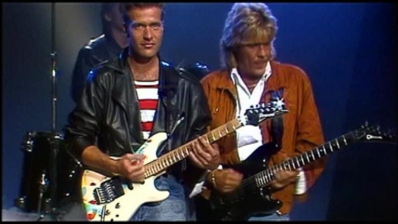 Blue System -Love Suite /ZDF- Hitparade,17.05.1989/ MTW