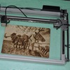 Лазерная пирография