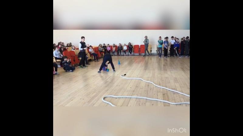 Богатырский турнир