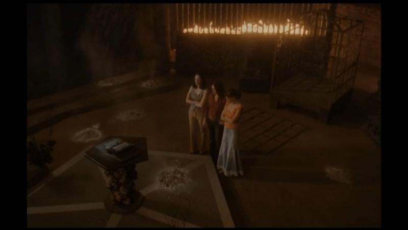Зачарованные Charmed Сила Трёх Против Диманической Силы
