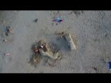 Ватага ТВ _ Крокодил на пляже в Павлово