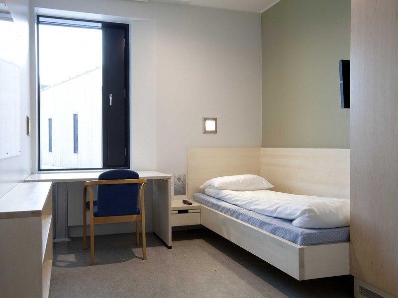 Ur80UEOVB38 - Сравниваем тюрьмы строго режима: Норвежская VS Американская