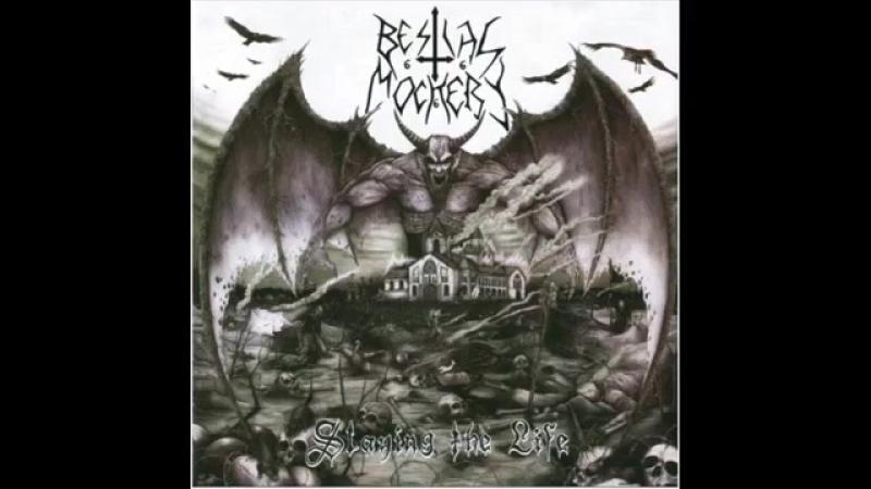 Bestial Mockery-Storm of The Beast