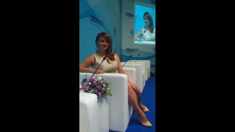 Елена Трушкова. Почему я еду на форум пространственного развития в Питер