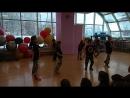 современные танцы Катя