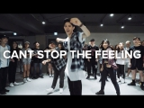 1Million dance studio Can't Stop The Feeling - Justin Timberlake / Bongyoung Park Choreography