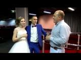 Видео отзыв от молодожён в день свадьбы .