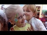 Кусочек праздника 8 марта у Ладушки в детском саду)