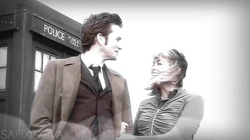 Doctor Who ×Rose Tyler × Billie Piper × David Tennant × vine