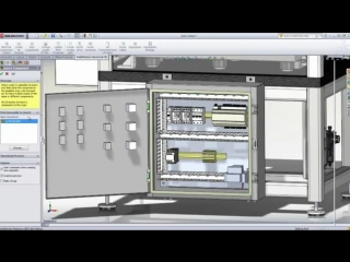 SolidWorks Tutorial - First Look Electrical 3D