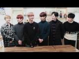 Видео15.02.2018 Видео-поздравление от #Boyfriend c Лунным Новым годом