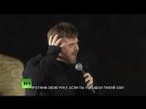 Александр Панайотов - Церемонии открытия XIX Всемирного фестиваля молодежи и студентов  в Сочи [video: RT]