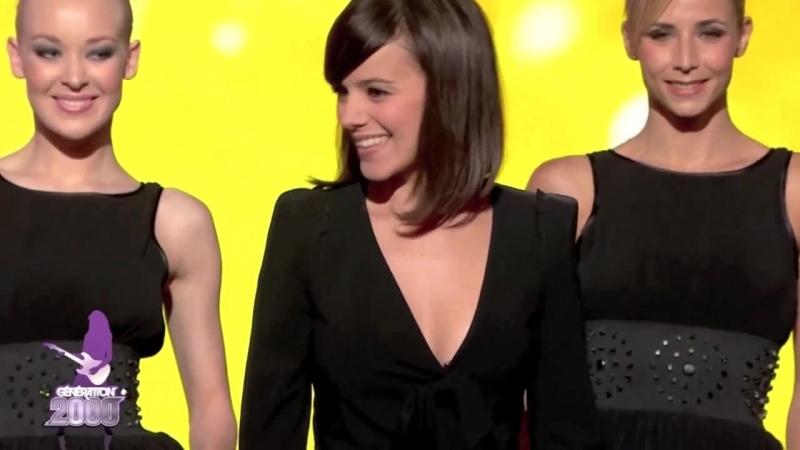 Alizée 2011 In ¨GENERATION 2000¨ Jen ai marre Jai pas vingt ans