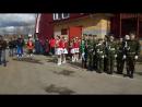 Открытие дивизионных соревнований Зарница 2017 с Спасское