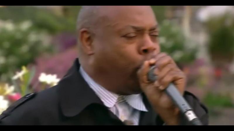 Police Academy Larvell Jones sings Led Zeppelin