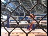 В Омске стартовал чемпионат России среди студентов по ММА