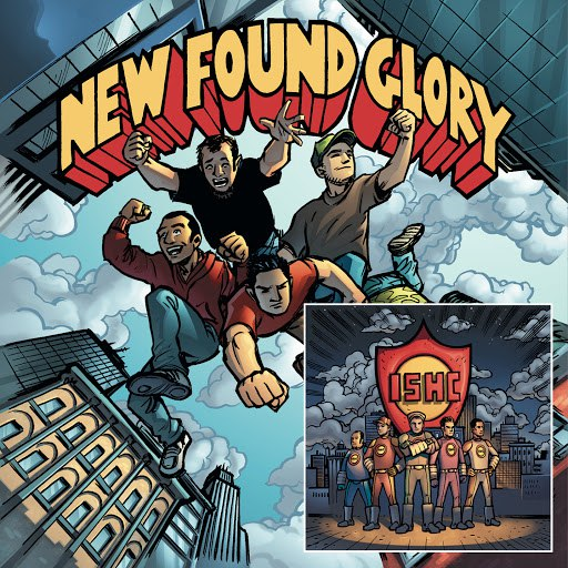 New Found Glory альбом Tip Of The Iceberg / Takin' It Ova'