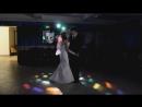 Свадебный танец молодожёноввидеосъёмка в качестве FULL HD!