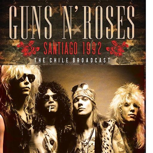 Guns N' Roses альбом Santiago 1992 (Live)