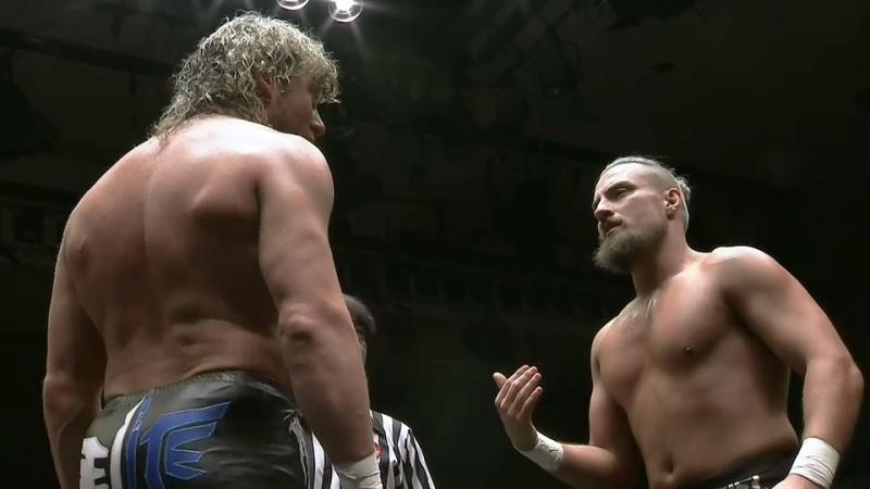 Cody, Marty Scurll vs. Kenny Omega, Kota Ibushi (NJPW - HONOR RISING JAPAN 2018 - Day 2)