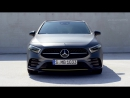 2018 Mercedes A-Class Edition 1 - Special Model with Colourful Highlights