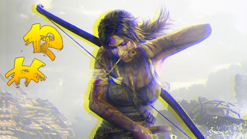 Tomb Raider 2013 (Берег печали)