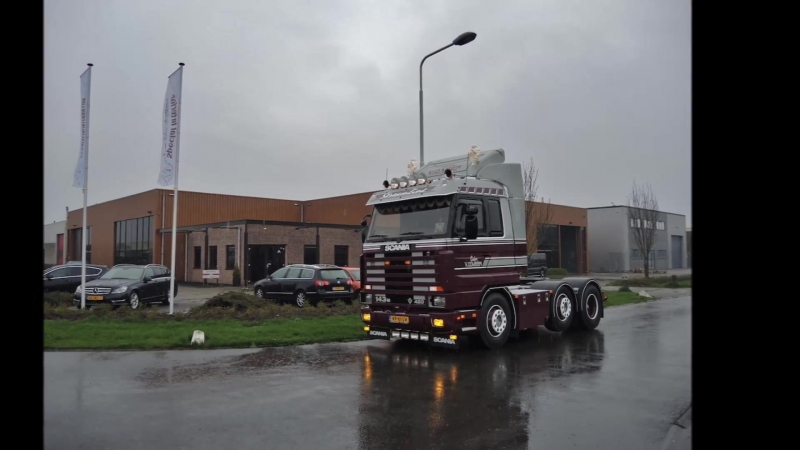 Gebr. vd Meer (NL) - At Special Interior Truck Upholstery