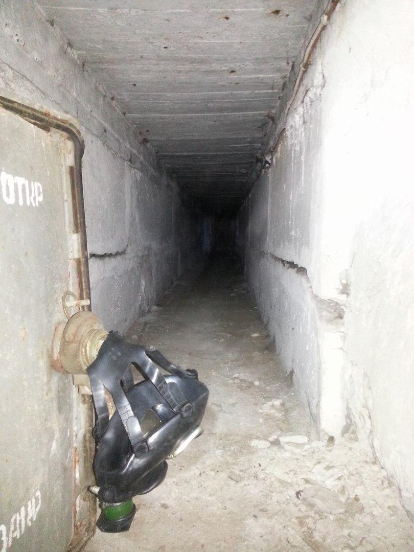 Убежище ГО на ул. Гордеевская