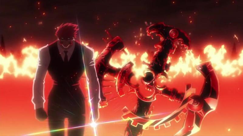 Kekkai Sensen Beyond OP /Blood Blockade Battlefront Opening / Фронт кровавой блокады 2 Опенинг / Стражи Барьера: За пределами