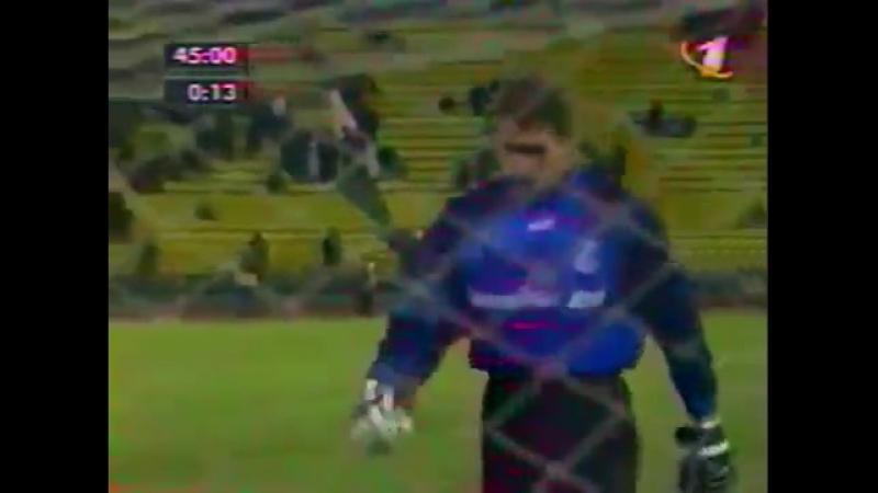 Кубок УЕФА 199900. Локомотив (Москва) — Лидс (Англия) - 03 (03).