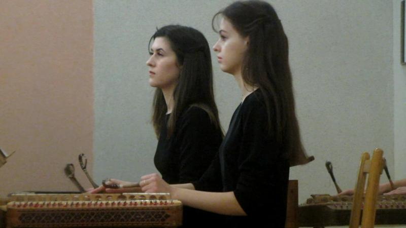 2- А. Мдивани. Концертино для оркестра народных инструментов Народные игры.