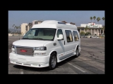 New GMC Savana Chevrolet Express at Sunrise Conversion vans David Broeksma