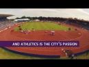 IAAF World Indoor Championships Birmingham GREAT BRITAIN