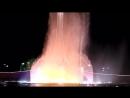 Поющие фонтаны Олимпийский парк