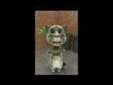 Прикол Очень смешно Кот Том рассказывает стихи умора ржачно забавно.mp4