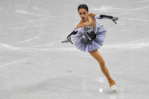 Гордость нации: российские фигуристки побили мировой рекорд