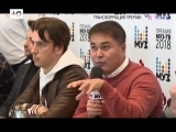 В теме 2018-02-26 пресс-завтрак Премии Муз-ТВ