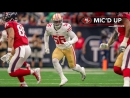 Mic'd Up: Reuben Foster and Johnny Holland at Houston Texans