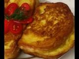 ГРЕНКИ Классная ИДЕЯ для ЗАВТРАКА Супер Вкусные    Сытные и Красивые ??Как вам? Мне очень нравится подобного рода завтраки Быстр