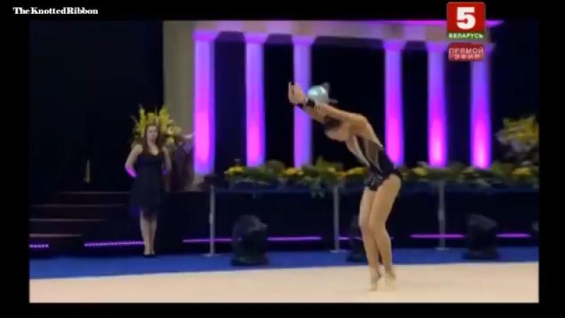 Сабина Аширбаева, мяч(финал), World challenge cup, Berlin 2017