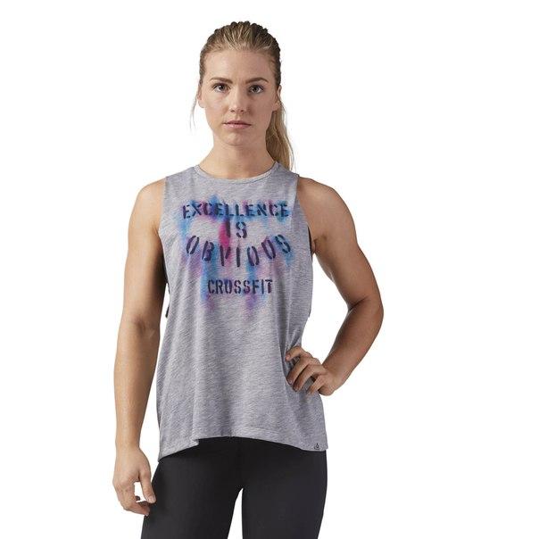 Спортивная майка Reebok CrossFit Excellence